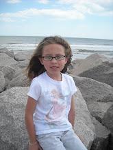 My beautiful daughter Hazel - April 2009