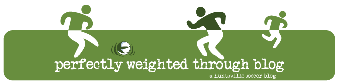 Perfectly Weighted Through Blog