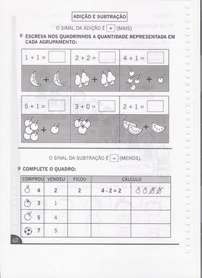 atividade+de+adi%C3%A7%C3%A3o+e+subtra%C3%A7%C3%A3o Atividades de Matemática: adição e subtração para crianças