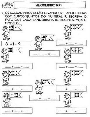 ADI%C3%83%E2%80%A1~PES4 Atividades de Matemática: adição e subtração para crianças