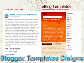Theme Dilectio Blogger Templates XML Web 2.0