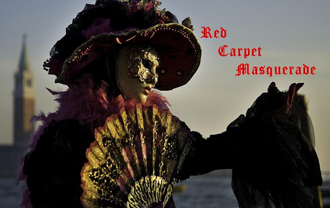 Red Carpet Masquerade ♥