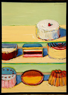 ART with Mrs. Smith: Wayne Thiebaud