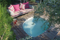 Le spa vu par c t maison for Piscine spa integre