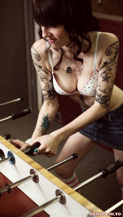 Suicide Girls Tattoos