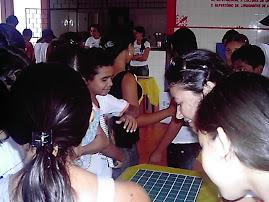 Projeto Matemática Itinerante: Aprender Brincando (parte 2)