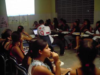 Projeto É Socializando na Competição que se Aprende na EEEP Presidente Médici