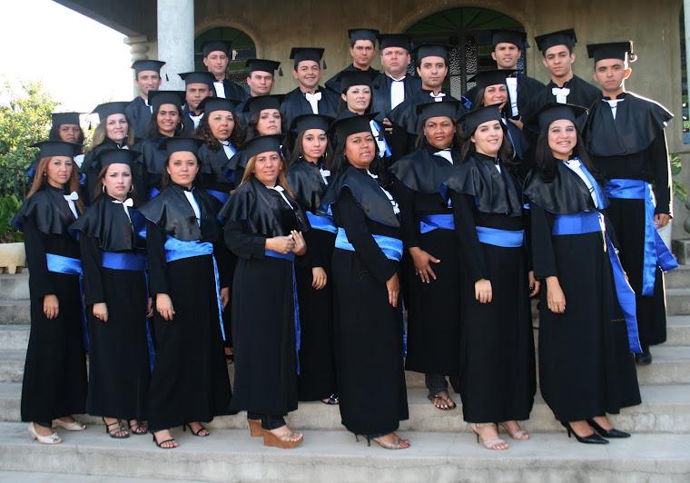 1.ª Turma de Formandos em Matemática da UDCS/URCA - 2010