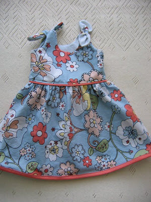 Free Itty Bitty Baby Dress Pattern Made By Rae