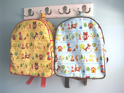Almost HereToddler Backpack Pattern Made By Rae Mesmerizing Free Backpack Pattern