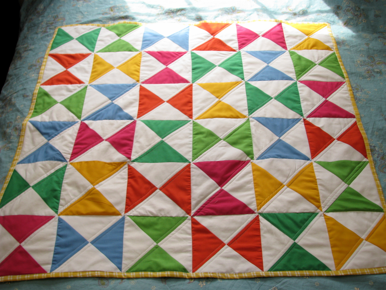 quilt stack girls quilts tutorial material quick and slash