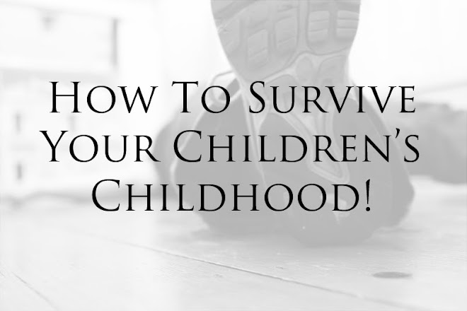How to survive your childrens' childhood