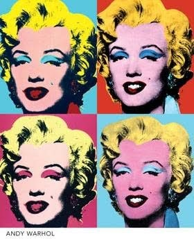 odd ball out andy warhol