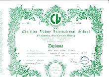 Diploma Make-up