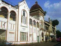 Deretan bangunan tua Semarang