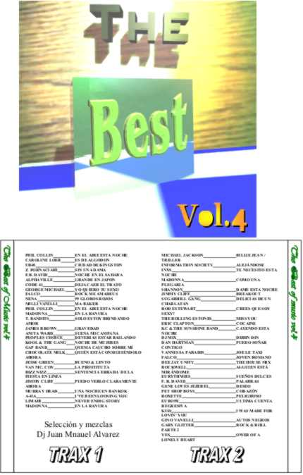 The Best Vol.4/Megamix/Musica del 80&90