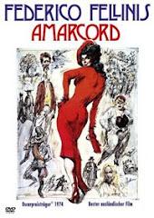 """""""Amarcord""""- F. Fellini, 1973"""