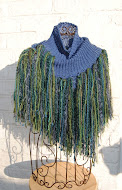 Free Knitting Pattern   -----------   Boa Scarf