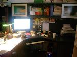 Un espace d'écriture