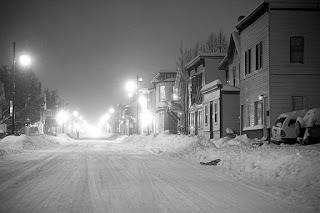 Dan Brown, Burlington, Vermont, Winter, Kapitol Photography
