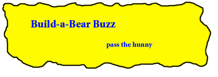 Build-A-Bear Buzz