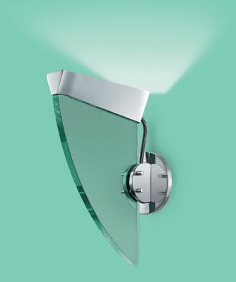 Nemo Designer Wall Lamp - Nemo Naos Wall Uplighter - Nemo LNAHLW31