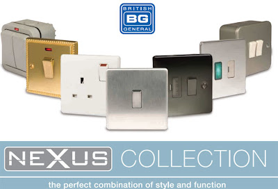 BG Nexus Switches and Sockets - The BG Nexus Collection