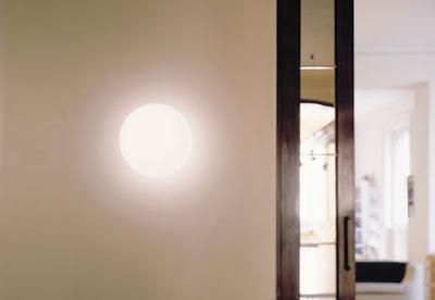 Artemide Dioscuri Wall Lamp, Globe Lights, Design: Michele de Lucchi