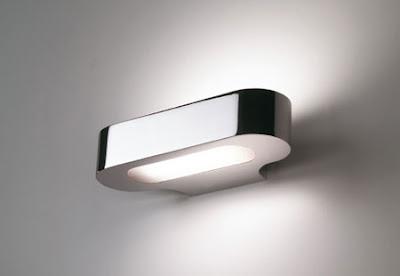 Artemide Talo Halo Wall Light, Design: Neil Poulton