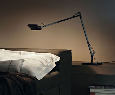 Flos Kelvin LED Table Lamp - can also be used as a nightstand / bedside lamp
