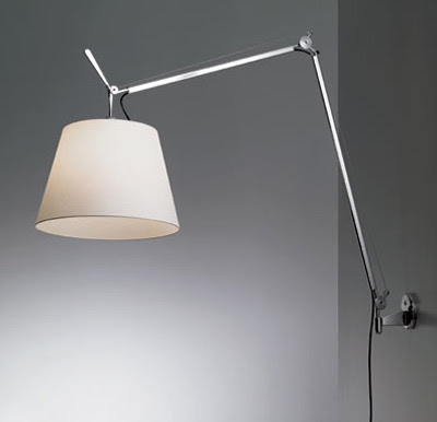 Artemide Tolomeo Basculante Table/Wall Light - Artemide AY411 Table Lamp