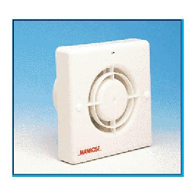Manrose XF1 - Manrose 100MM Standard Wall/Ceiling Extractor Fan