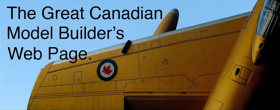 The Great Canadian Model Builders Web Page!