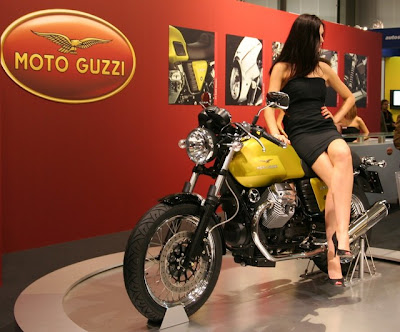 and now Moto Guzzi Caf�