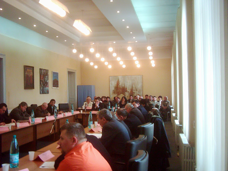 Desfasurarea Conferintei - LDICAR-EUROPA