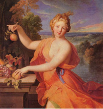 GODDESS POMONA