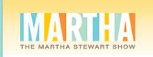 MARTHA STEWART TV SHOW