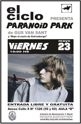 Paranoid Park (Gus Van Sant, 2007)