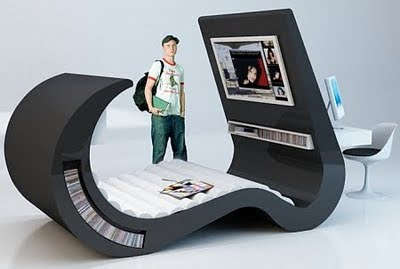 the deco house un canap top high tech. Black Bedroom Furniture Sets. Home Design Ideas