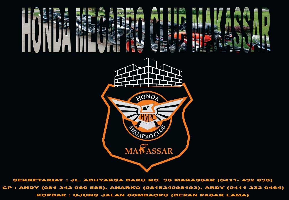 HONDA MEGAPRO CLUB MAKASSAR