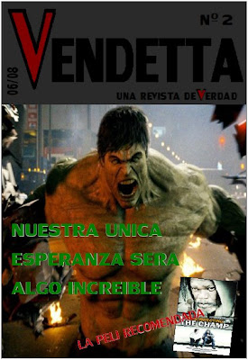 Vendetta, la revista