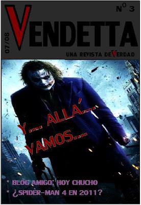 Vendetta, la revista