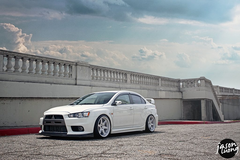 Evo X Wheels & Tyres - size & offset? - Mitsubishi Lancer Register ...