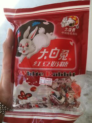 White Rabbit Candy Recipe