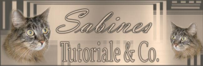 Sabines Tutoriale & Co