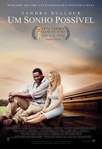 cartaz filme um sonho possivel Um Sonho Possível – Legendado