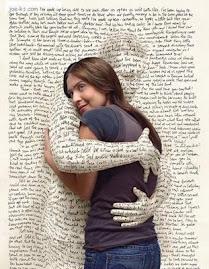 Seja abraçada pelo Senhor!