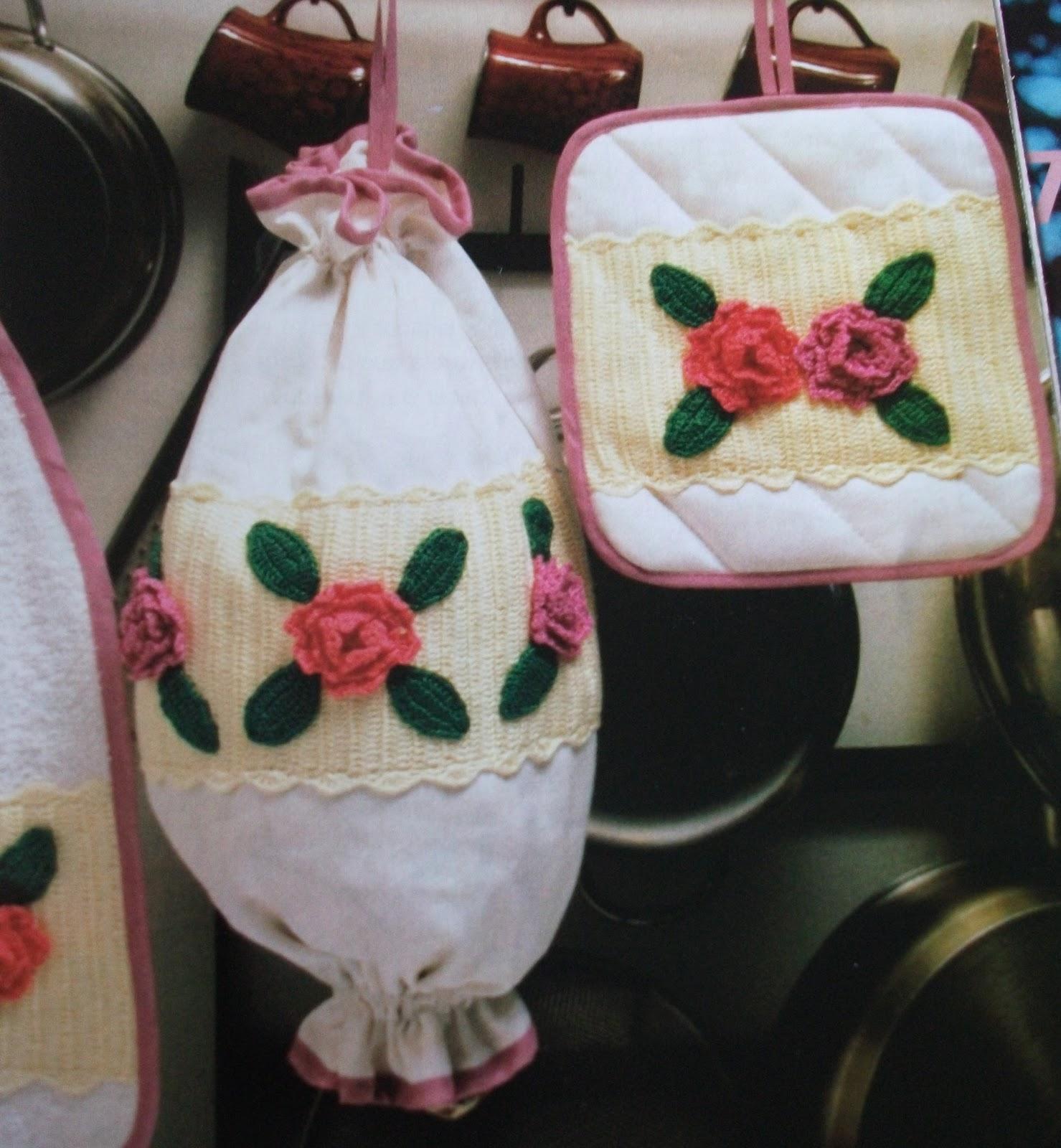 Tejidos la chinita apliques de flores para accesorios - Apliques de cocina ...
