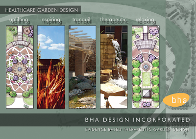 BHA Design: Evidence Based Therapeutic Garden Design