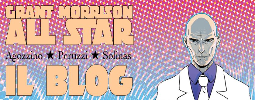 Grant Morrison: All Star